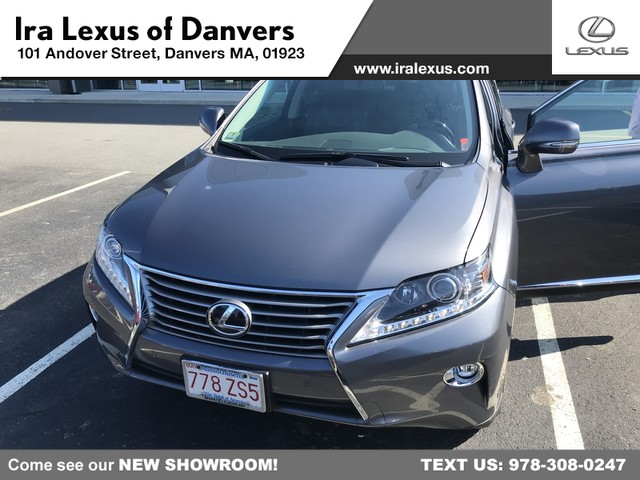 Pre-Owned 2015 Lexus RX 350 AWD NAVIGATION