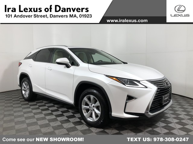 Certified Pre-Owned 2017 Lexus RX 350 AWD