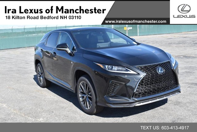 Ira Lexus Of Manchester >> New 2020 Lexus Rx 350 F Sport Performance Offsite Location