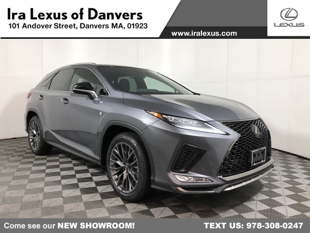 New 2020 Lexus RX 350 RX 350 F SPORT Performance