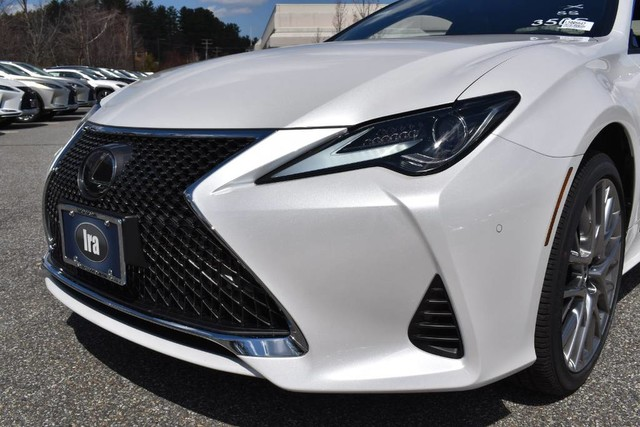 New 2020 Lexus RC 300 Premium