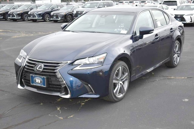 New 2020 Lexus GS 350 Premium