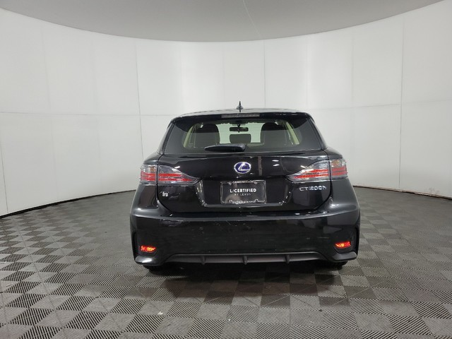 Certified Pre-Owned 2017 Lexus CT CT 200h
