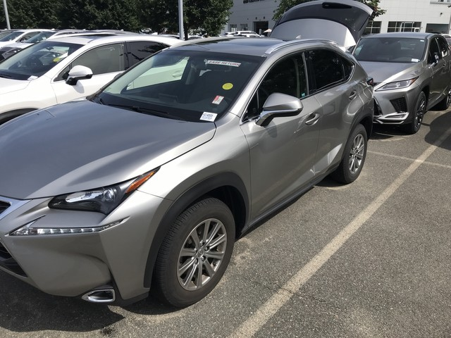 Certified Pre-Owned 2017 Lexus NX 200t Turbo AWD