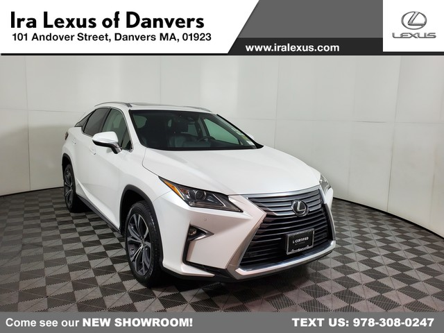 Certified Pre Owned 2017 Lexus Rx 350 Awd In Stock