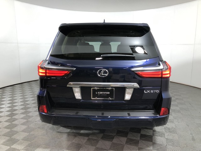 Certified Pre-Owned 2016 Lexus LX 570 LUXURY 4WD