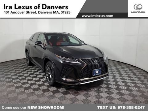 New 2020 Lexus RX 350 F SPORT PERFORMANCE RX 350 F SPORT Performance