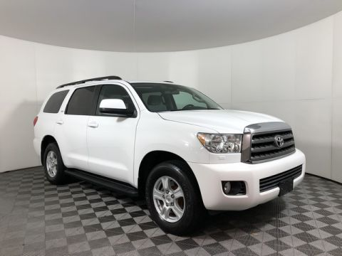 Pre-Owned 2015 Toyota Sequoia SR5 RWD