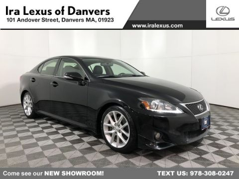 Pre-Owned 2012 Lexus IS 250 LUXURY NAVIGATION AWD