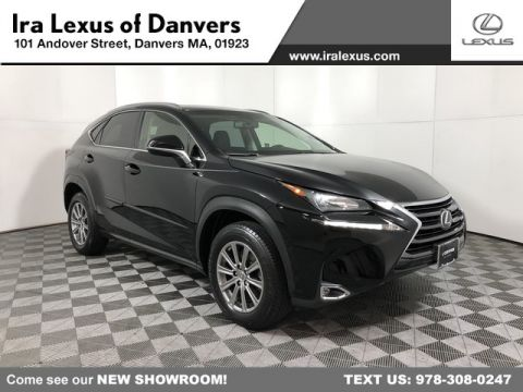 Certified Pre-Owned 2015 Lexus NX 200t AWD