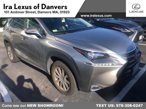 Certified Pre-Owned 2017 Lexus NX Turbo AWD