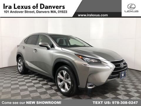 Pre-Owned 2017 Lexus NX Turbo AWD NAVIGATION