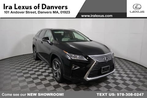 New 2019 Lexus RX 350L RX 350L Luxury